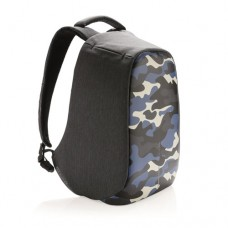 Рюкзак Bobby Compact Print синий