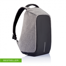 Bobby Original Anti-Theft backpack grey